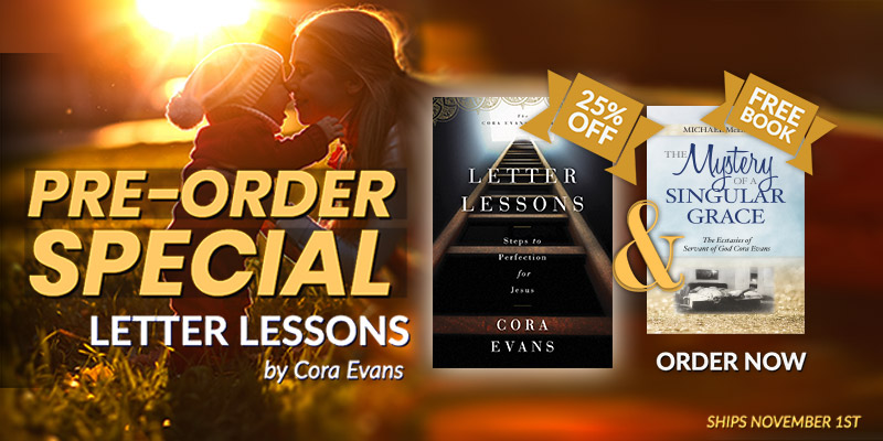 Letter Lessons Pre Sale Special