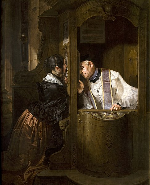 Returning to the Lord through the Sacrament of Confession