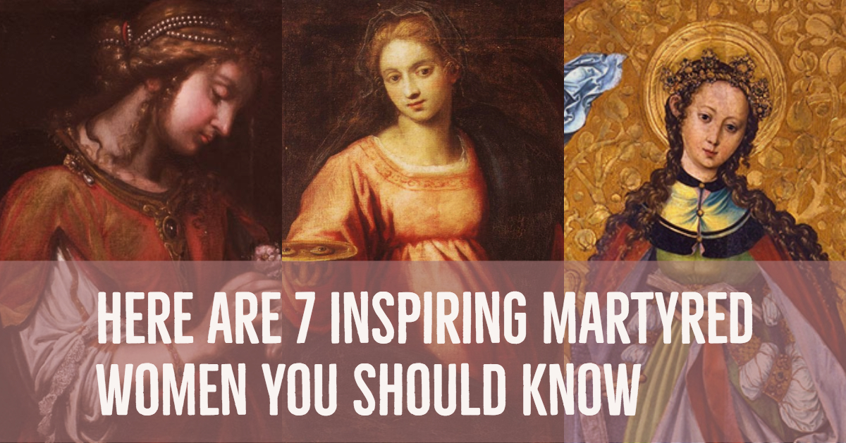 Here are 7 Inspiring Martyred Women You Should Know