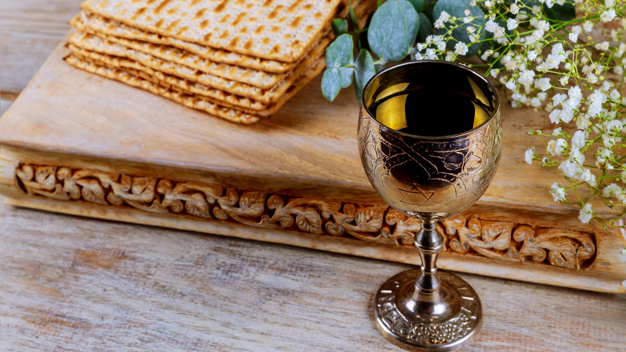 The Paschal Mystery in the Context of the Passover