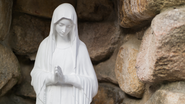 Immaculate Conception: the World's Most Powerful Woman