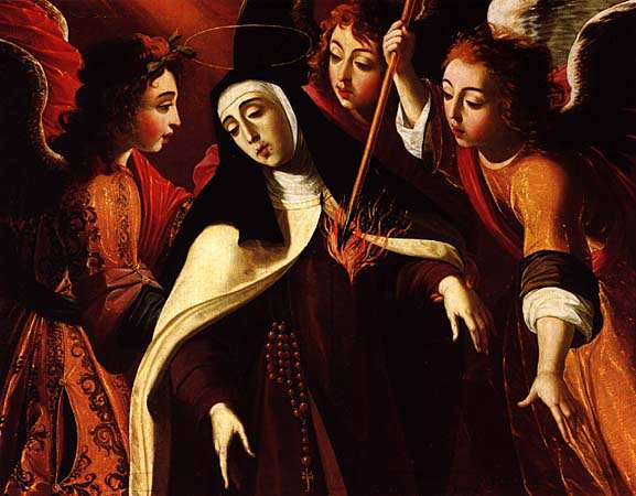 St Teresa of Avila quotes