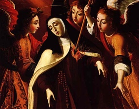 14 Of The Most Powerful Peace Quotes From St Teresa Of Avila