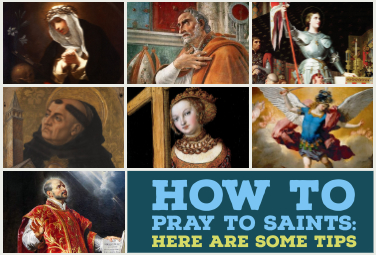 How to Pray to Saints: Here Are Some Tips