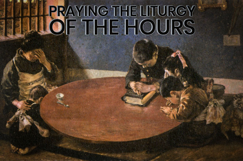 Liturgy of Hours - Morning Prayer - Hayashi Takejirō