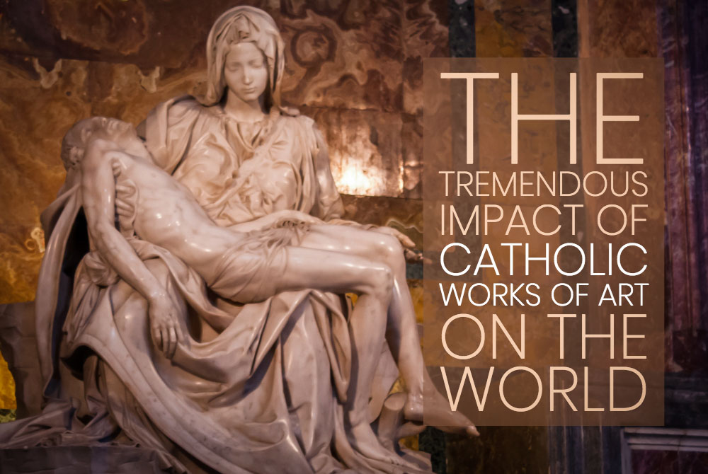 catholic works of art